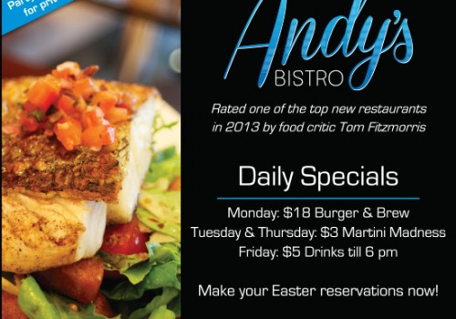Andy's Bistro
